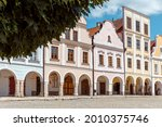 telc historic square zachari  ... | Shutterstock . vector #2010375746
