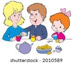breakfast | Shutterstock .eps vector #2010589