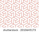 abstract geometric pattern with ...   Shutterstock .eps vector #2010645173