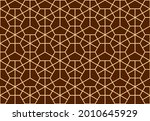 the geometric pattern with...   Shutterstock .eps vector #2010645929