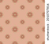 fabric repeat pattern  seamless ... | Shutterstock .eps vector #2010707816