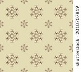 fabric repeat pattern  seamless ... | Shutterstock .eps vector #2010707819