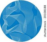 save your blue screen. digital... | Shutterstock .eps vector #20108188