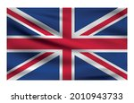 realistic national flag of... | Shutterstock .eps vector #2010943733