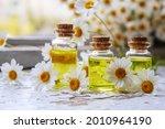 Medicinal Herbs In Bottles....