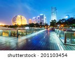 China Hangzhou Skyscrapers ...
