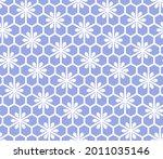 flower geometric pattern....   Shutterstock .eps vector #2011035146