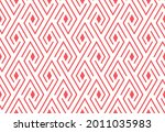 the geometric pattern with...   Shutterstock .eps vector #2011035983