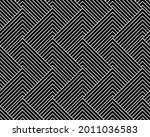 abstract geometric pattern with ...   Shutterstock .eps vector #2011036583