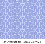 the geometric pattern with...   Shutterstock .eps vector #2011037426