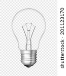 Transparent Light Bulb Design....