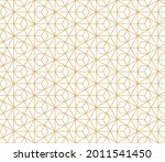 the geometric pattern with...   Shutterstock .eps vector #2011541450
