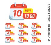countdown sign timer counter....   Shutterstock .eps vector #2011568339