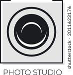 camera line icon. studio camera ...
