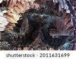 Pillar In An Extraterrestrial...