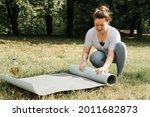 Outdoor Yoga And Meditation....