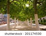 Jardin Du Mont Des Arts  Belgium