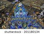 rio de janeiro  rj  brazil  ... | Shutterstock . vector #201180134