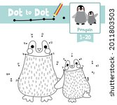 dot to dot educational game and ... | Shutterstock .eps vector #2011803503