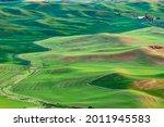 Steptoe Butte State Park ...