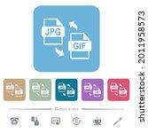 jpg gif file conversion white...   Shutterstock .eps vector #2011958573