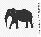 transparent elephant icon png ...