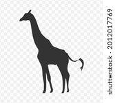 transparent giraffe icon png ...