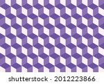 isometric colorful cube pattern ... | Shutterstock .eps vector #2012223866