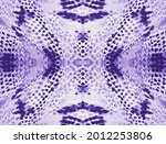 Python Seamless. Purple Cloth...