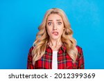 Photo Of Stressed Blond Hairdo...