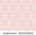 ikat geometric folklore... | Shutterstock .eps vector #2012510243