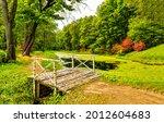 A Bridge Over The Autumn River...