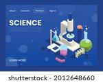 stem online courses lessons...   Shutterstock .eps vector #2012648660
