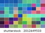 oversized mosaic with color... | Shutterstock .eps vector #2012649533