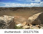 Meteor Crater  Usa