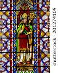 saint john's newfoundland june... | Shutterstock . vector #201274109