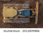Bulldozer  Construction Site ...