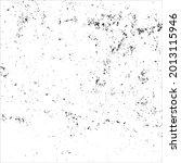 vector black and white ink... | Shutterstock .eps vector #2013115946