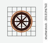 automobile rubber tire shop ... | Shutterstock .eps vector #2013196763
