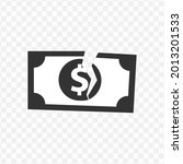 transparent torn money icon png ...