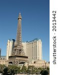 Stock photo eiffel tower 2013442