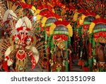 parintins  amazonas  brazil ... | Shutterstock . vector #201351098