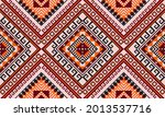 geometric ethnic pattern design ... | Shutterstock .eps vector #2013537716