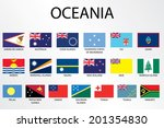 alphabetical country flags for...   Shutterstock . vector #201354830