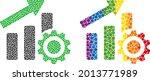 progress chart settings...   Shutterstock .eps vector #2013771989
