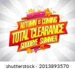autumn is coming   new autumn... | Shutterstock . vector #2013893570