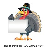 happy thanksgiving day. funny... | Shutterstock .eps vector #2013916439