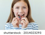 Dental Plate. Expansion Of The...