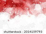 abstract watercolor painted...   Shutterstock . vector #2014159793