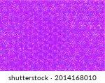 light pink  blue vector... | Shutterstock .eps vector #2014168010